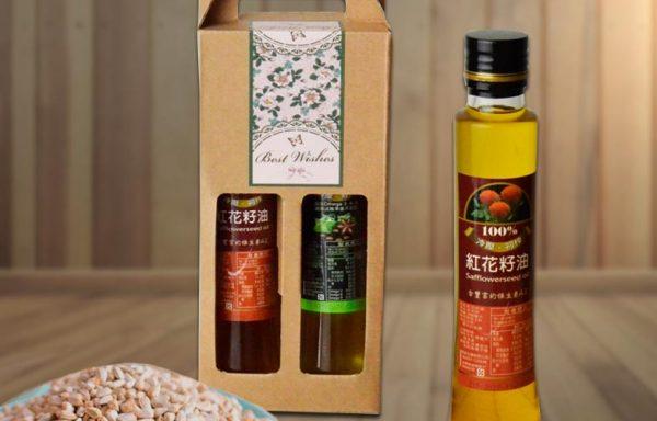 台灣好油系列—紅花籽油