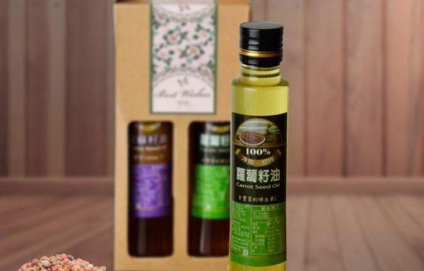 台灣好油系列—蘿蔔籽油